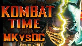 Mortal Kombat vs DC - Kombat Time!