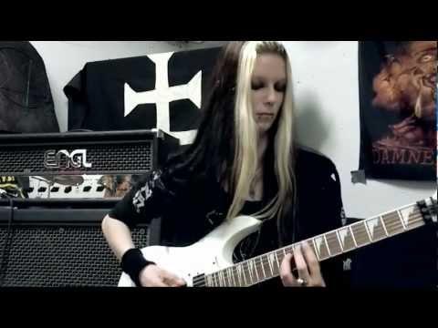 Behemoth - Conquer all (Guitar COVER)