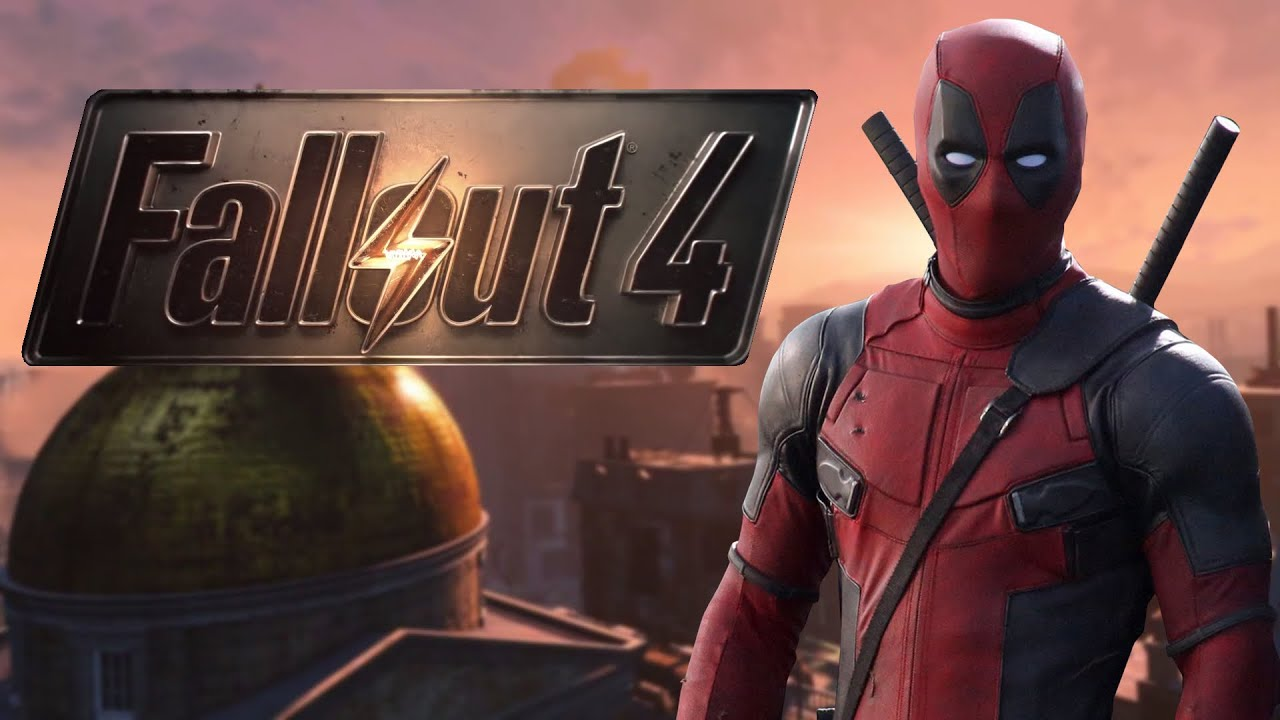 Beautiful Wallpaper Deadpool Xbox One - maxresdefault  Picture_348289 .jpg