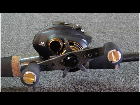 How To Cast A Baitcaster | How To Adjust A Baitcasting Reel | Fishing Reel