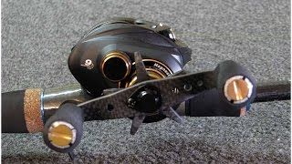 How To Adjust And Cast A Baitcasting Reel
