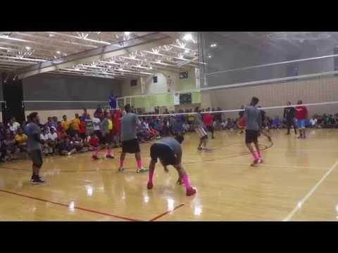 Atlanta A Vs Alabama A - Final Game - CLPSS Volleyball 2016