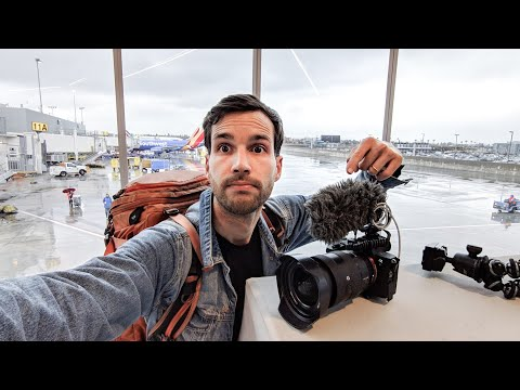 Problems With Camera Gear And Airport SECURITY