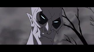 Dracula Rises from Dead : Penguin wakes Dracula [HD]