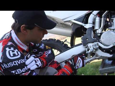 ENDURO - Regler sa moto par Antoine MEO