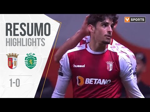 Highlights | Resumo: Sp. Braga 1-0 Sporting (Liga 19/20 #19) from YouTube · Duration:  4 minutes 4 seconds