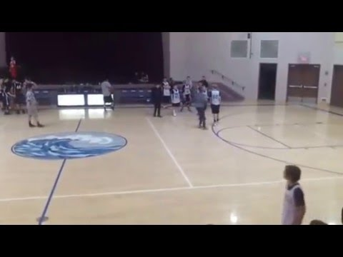 Davis Waldorf School Wolfe Pack Basketball Game 2/6/2016