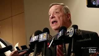 Sen Dick Durbin's Account Of Donald Trump's