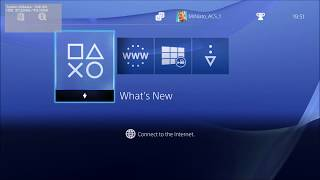 Full review of the 1.04 firmware on a PS4 Testkit [Early PS4 Firmware on a Debug System]