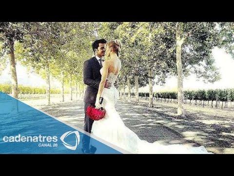 Luis Fonsi se casa en Valle de Napa, California