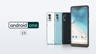 Android One スマートフォン S8 プロモーションビデオ