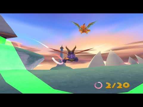 Spyro 2 Ripto's Rage Part 9 - Ocean Speedway
