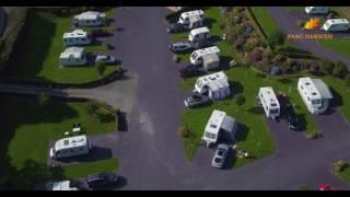 Bron Derw Touring Caravan Site, Llanrwst, North Wales