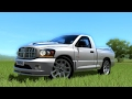 Dodge RAM SRT10 | City Car Driving