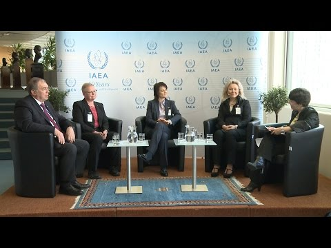IAEA Marks International Women's Day