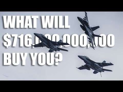 What Will $716 Billion Buy You? US Defense Budget 2019