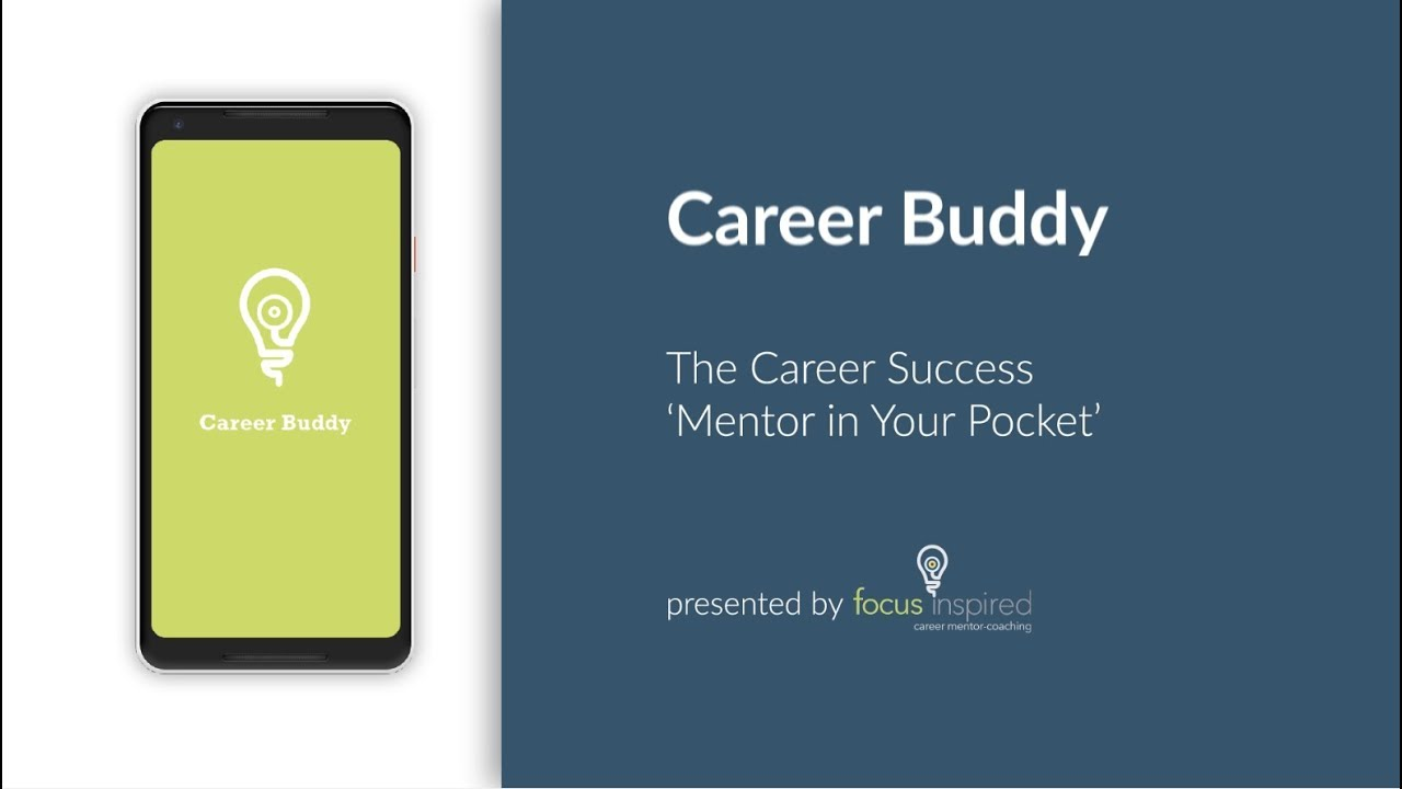 Career Buddy - the career success mentor in your pocket