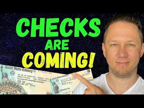 BREAKING NEWS: SECOND STIMULUS CHECK BILL ARRIVAL! Second Stimulus Check Update