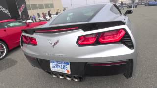 2014 Corvette Stingray, Monterey, California