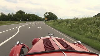 (HD) 1932 MG Magna F2 in Action !!