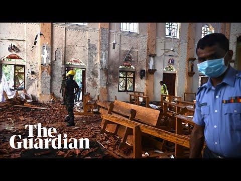 Easter Sunday bombings kill nearly 300 in Sri Lanka