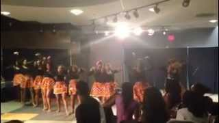 ASO Pageant 2014 - African Dance - Les Coeurs D