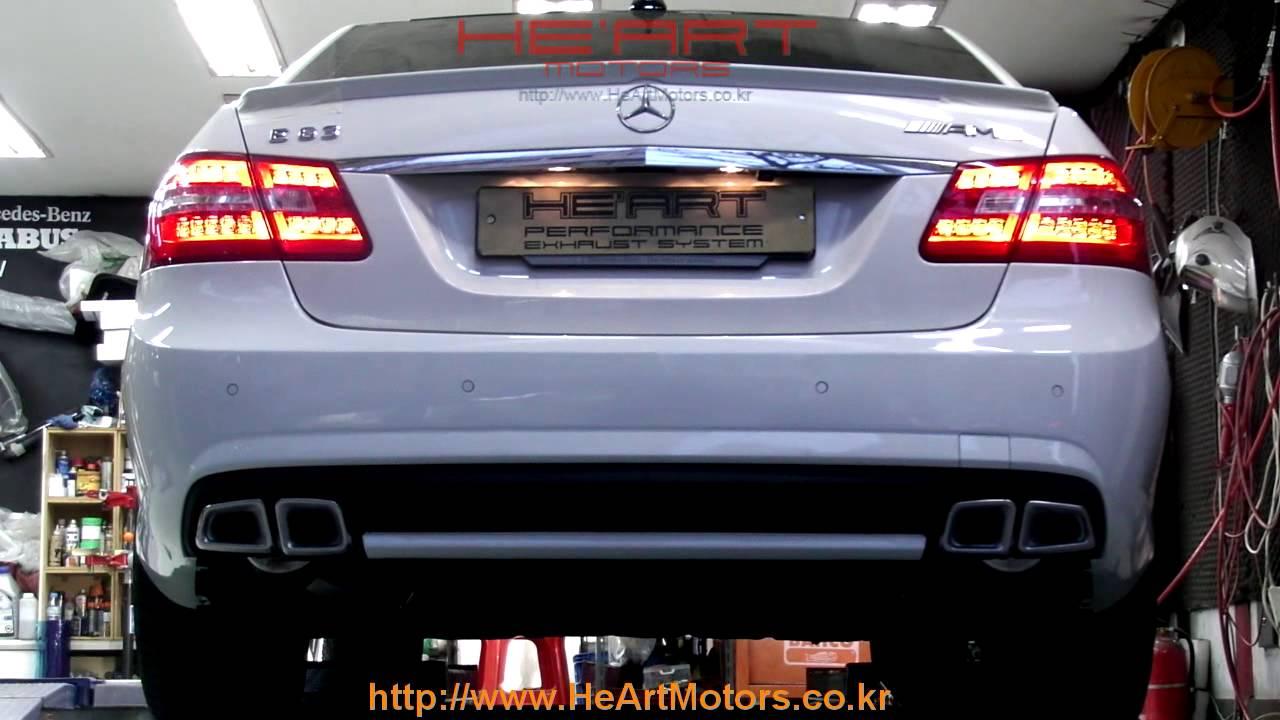 Mercedes E Class Booster