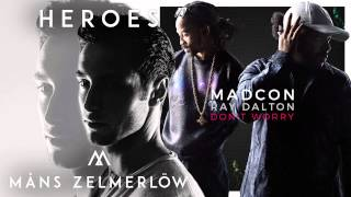 """Live mashup - """"Don't Worry Heroes"""" (Måns Zelmerlöw & Madcon)"""