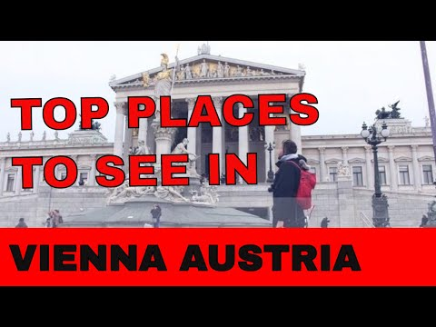 Vienna Austria Travel Video Guide