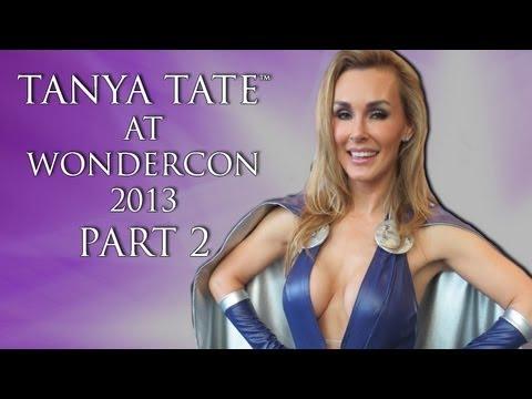 Cosplay Girls Interviewed At Wondercon 2013 - Part 2 (HD)