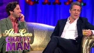 Hugh Grant and Simon Helberg (Full Interview) | Alan Carr Chatty Man