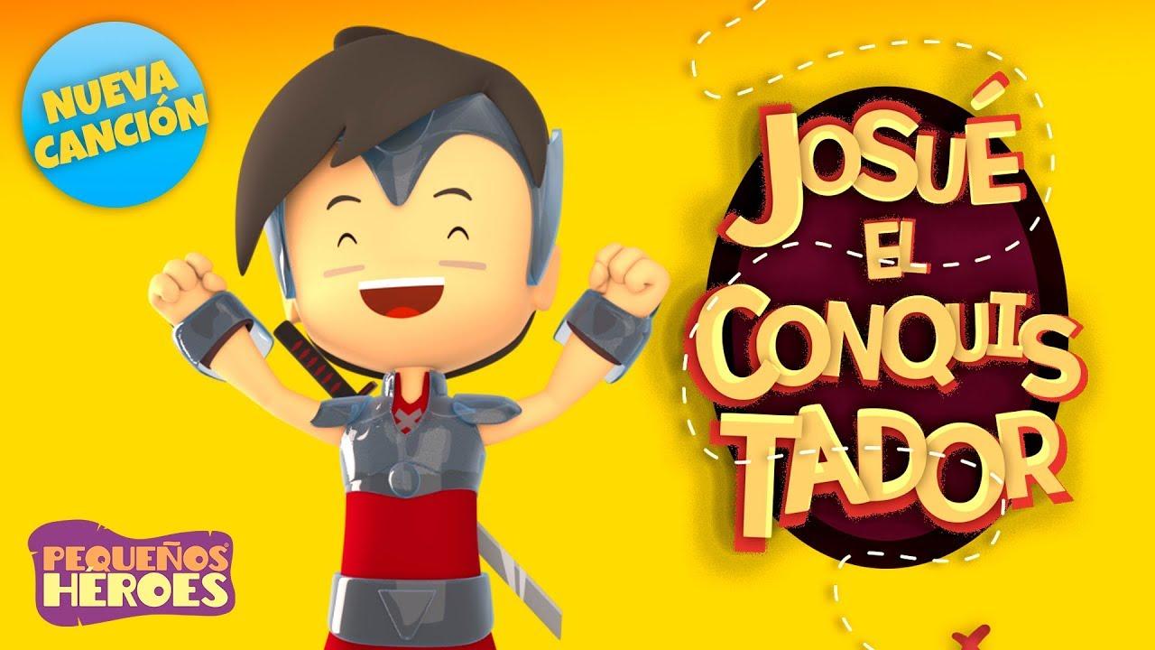 Josue el conquistador - Pequeños Héroes - Canciones infantiles cristianas - Generación 12 Kids