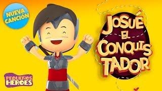 JOSUE EL CONQUISTADOR🛡💪🏻| PEQUEÑOS HEROES - Canciones infantiles cristianas - Generacion 12 Kids