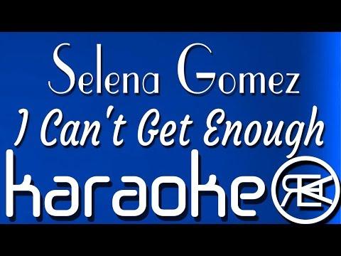 benny blanco Tainy Selena Gomez J Balvin - I Can&39;t Get Enough  instrumental karaoke