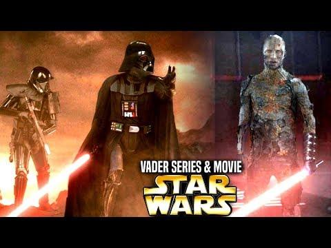 Darth Vader TV Series & Movie! INSANE News Revealed (Star Wars Explained)