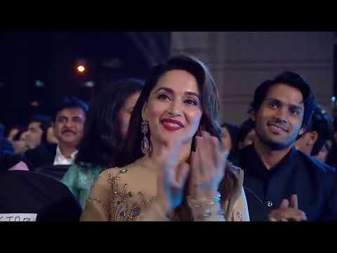 Swag Se Swagat Salman khan Amazing Dance varun dhawan award show2018