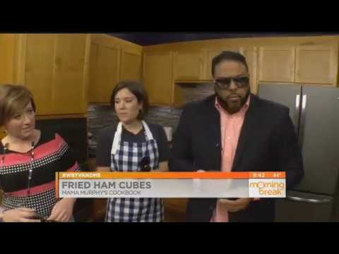 Al B. Sure! WBTV Charlotte Good News  Good Food  March 2017