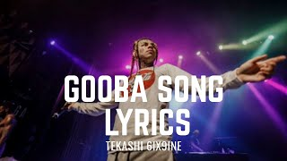 TEKASHI 6IX9INE - GOOBA