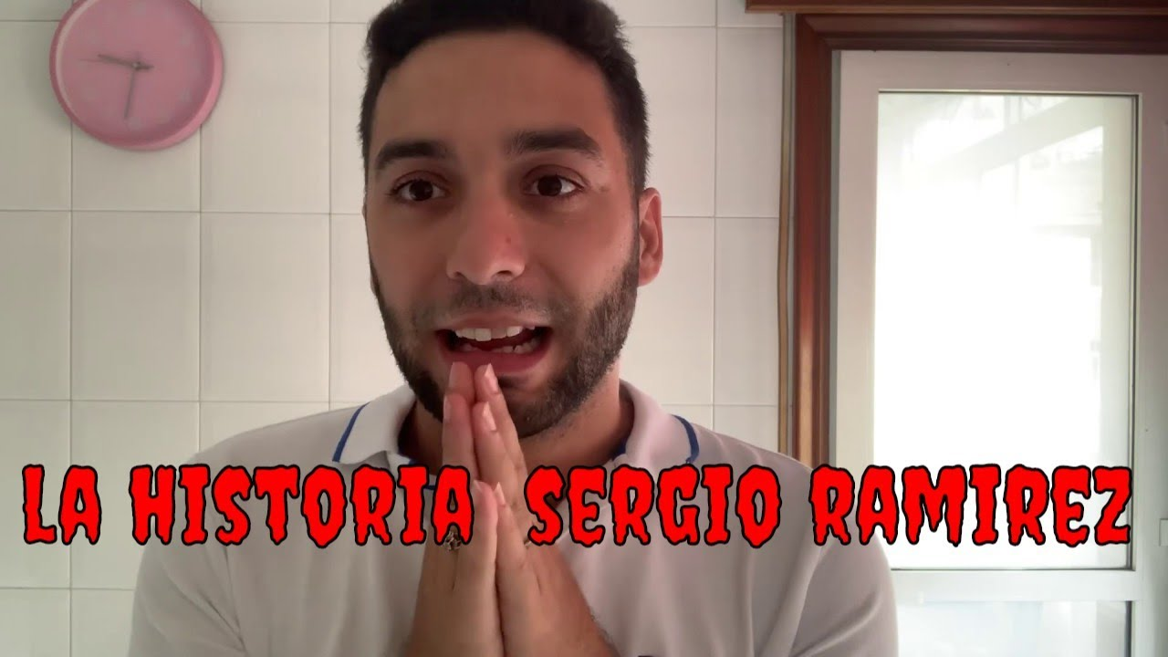 La impresionante historia de Sergio Ramírez - Reto a Luisito comunica a que se de suscriban los subs