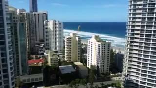 австралия жилье gold coast q1 tower апартаменты золотого побережья