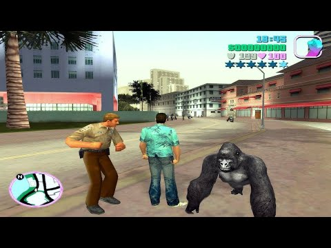 How To Install Gorilla Mod In Vice City?