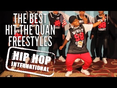 Best Hit The Quan Dance | HHI 2015 Freestyles | #HitTheQuan #HitTheQuanChallenge - iHeart Memphis