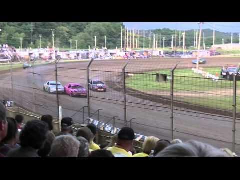 Upper Iowa Speedway Fair Night 7/7/15