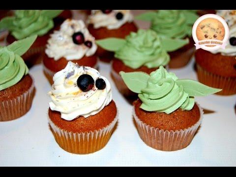 Star wars inspired cupcakes kawaii kochen youtube - Kawaii kochen ...