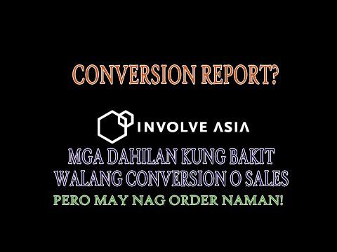 WALA KANG CONVERSION O SALES PERO MAY ORDER NAMAN (INVOLVE ASIA) | Regs TV