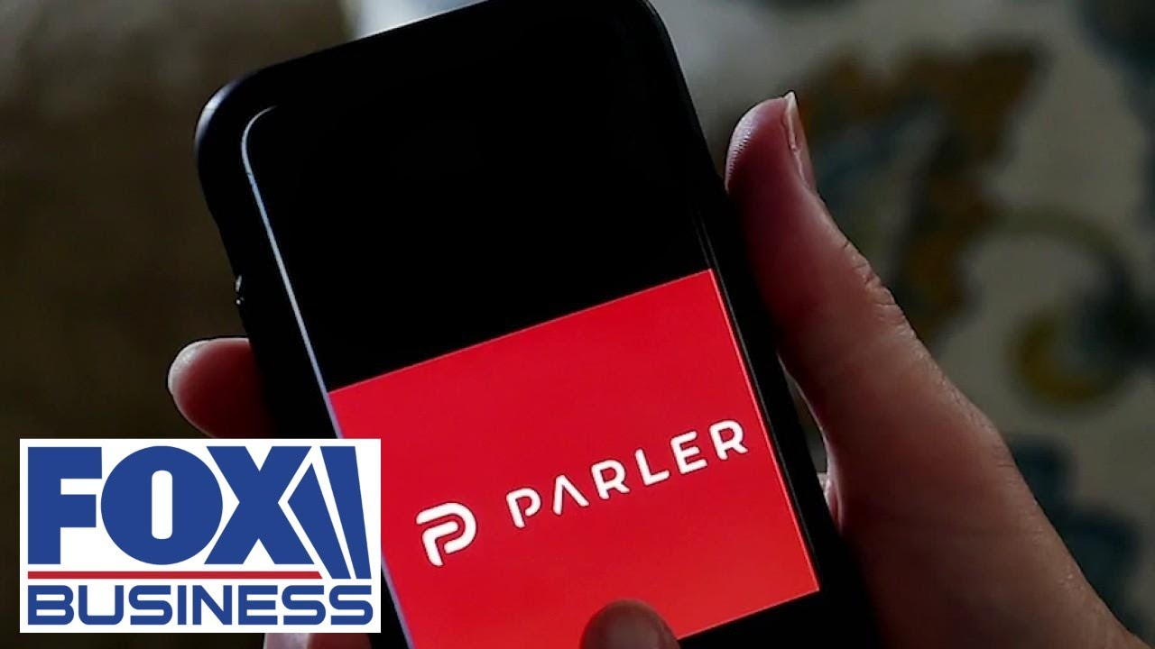 Download Parler relaunches on new platform