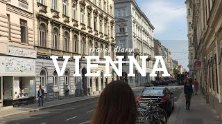 VIENNA | Travel diary