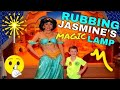Jasmine Disney Princess Lets Me Rub The Genie Lamp - LiamOutLoud