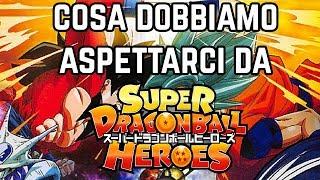 SUPER DRAGON BALL HEROES: Cosa dobbiamo aspettarci dal nuovo cartone animato di DRAGON BALL?