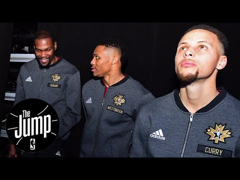 Durant, Curry, Westbrook: Who Will Be 2018 MVP?   The Jump   ESPN